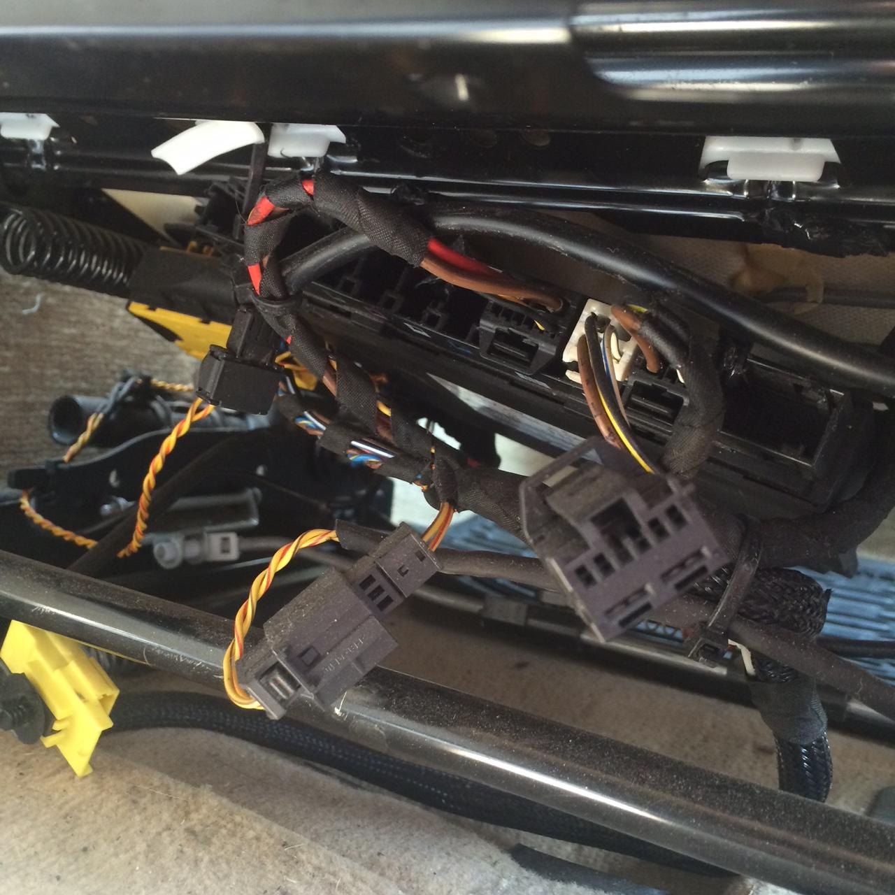 airbag lampa tänds inte