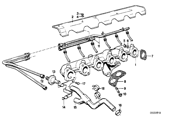 bmw 325i intake manifold vacuum diagram  bmw  free engine