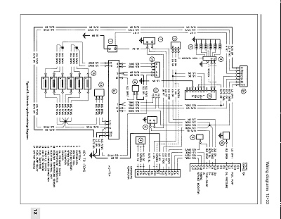A typical L-Jetronic wiring diagram taken from \