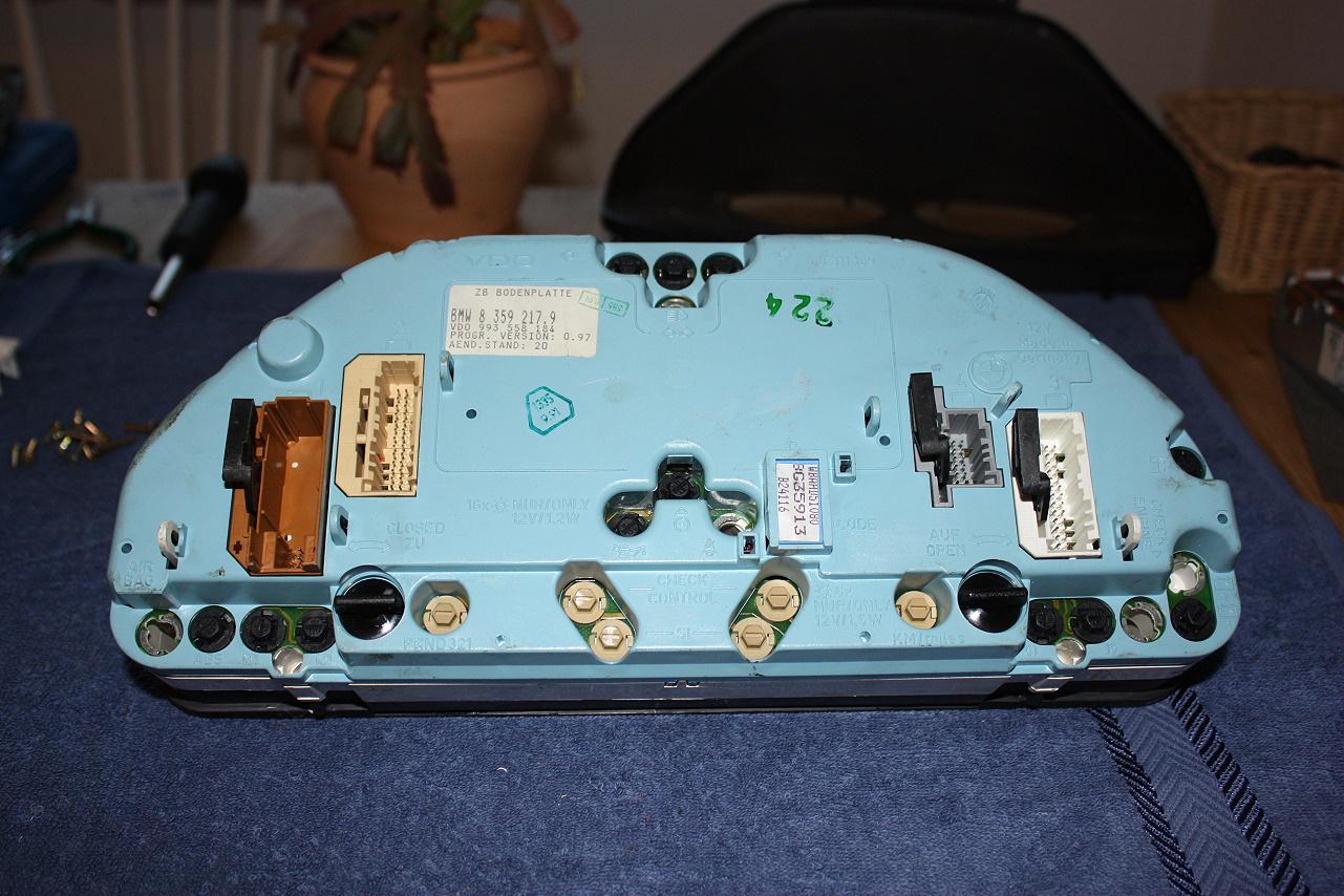 Instrument Cluster Bmw M50 Vanos Wiring Diagram